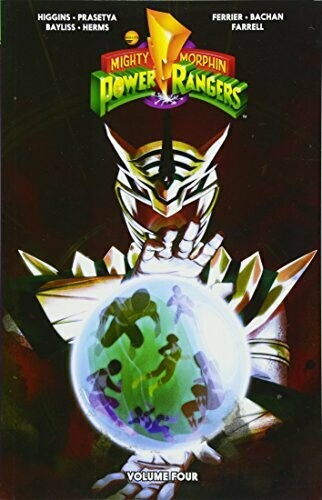 Mighty Morphin Power Rangers Vol 4: Volume 4 Paperback Comic