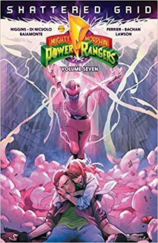 Mighty Morphin Power Rangers, Vol. 7 Volume 7 Paperback Comic