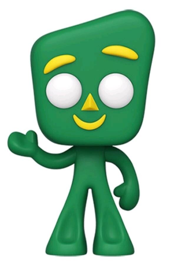 Gumby - Gumby Pop! Vinyl