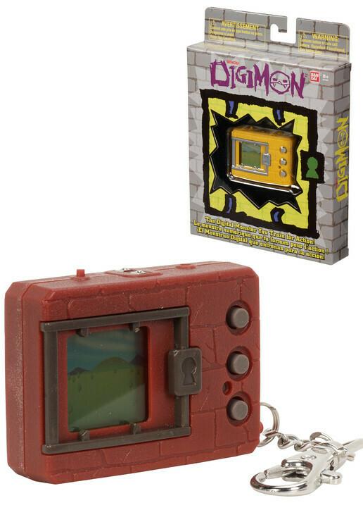 DIGIMON - ORIGINAL DEVICE Digimon 20th Anniversary Red