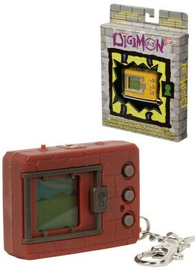 DIGIMON - ORIGINAL DEVICE Digimon 20th Anniversary Red