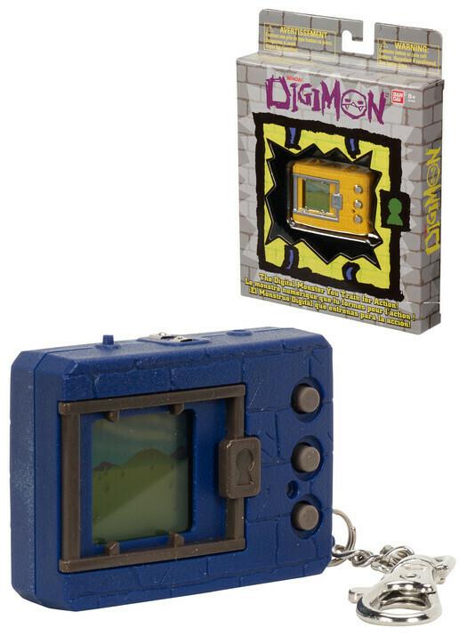 DIGIMON - ORIGINAL DEVICE Digimon 20th Anniversary Blue