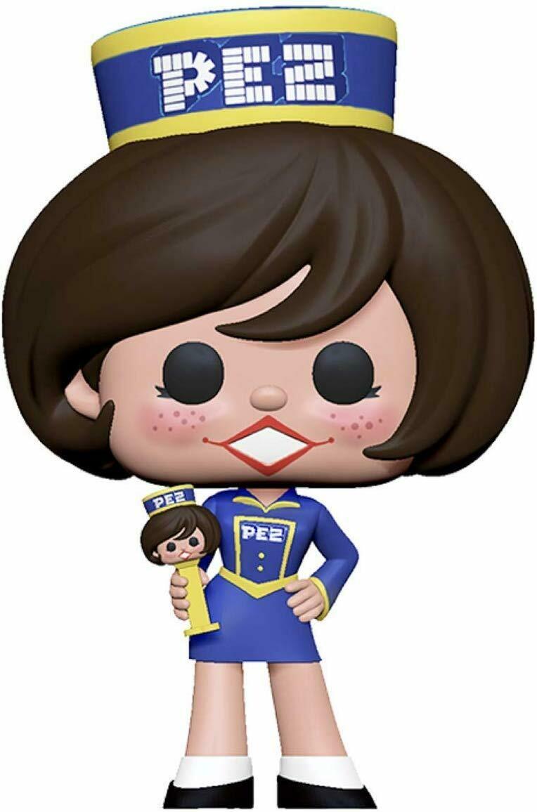 FUNKO POP! AD Icons: PEZ - PEZ Girl (Brunette)