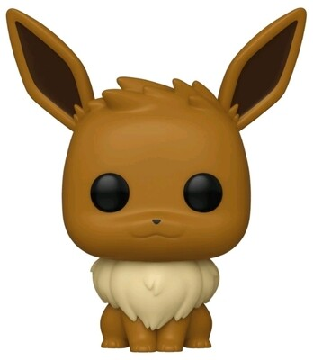 Pokemon - Eevee Pop! Vinyl [RS]