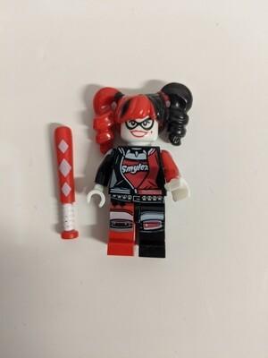 Lego Minifigure Batman- Harley Quinn
