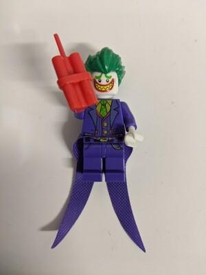 Lego Minifigure Batman- The Joker