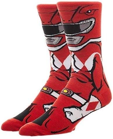 Red Ranger Socks