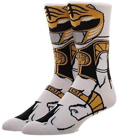 White Ranger Socks