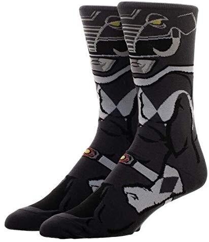 Black Ranger Socks