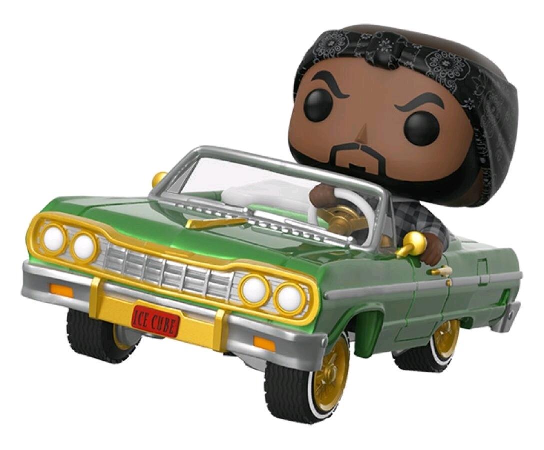 Ice Cube - Ice Cube in Impala Pop! Ride