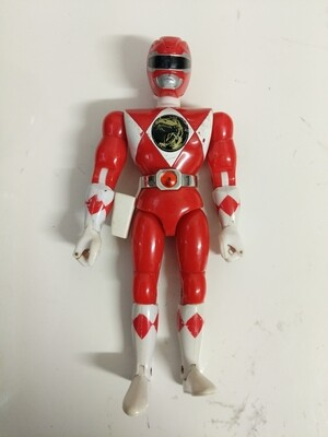 Red ranger action figure 1993