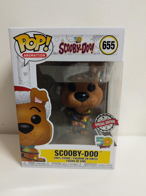 Scooby-Doo- scooby doo Pop! Vinyl