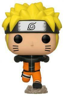 Naruto Shippuden - Naruto Running Pop! Vinyl