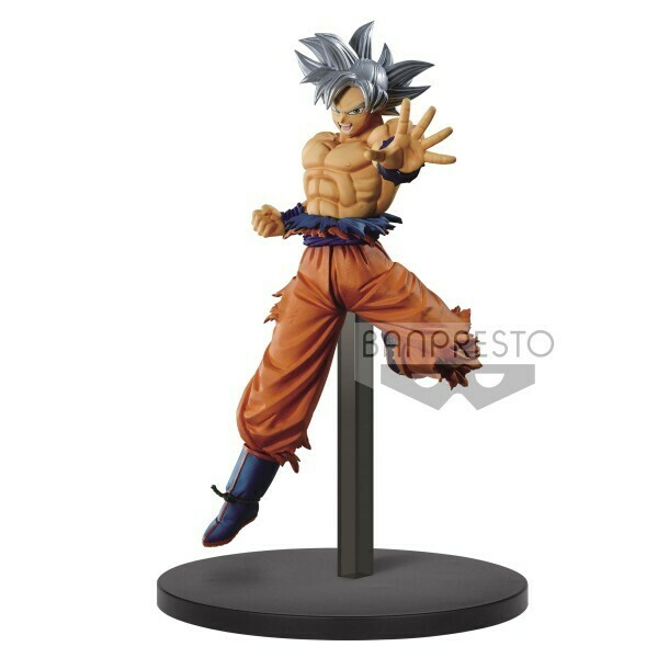 PRE-ORDER: DRAGON BALL SUPER - CHOSENSHIRETSUDEN II VOL.1 (A:SON GOKU(ULTRA INSTINCT))