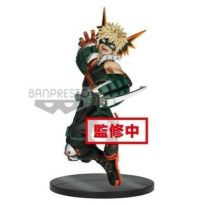 MY HERO ACADEMIA - KATSUKI BAKUGOU THE AMAZING HEROES VOL 3