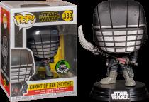 Star Wars Episode IX: The Rise Of Skywalker - Knight Of Ren with Scythe Pop! Vinyl Figure
