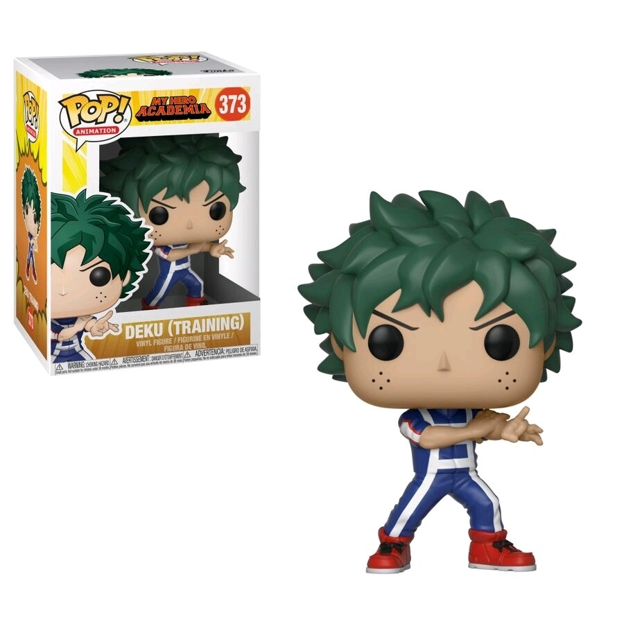 My Hero Academia - Deku (Training) Pop! Vinyl