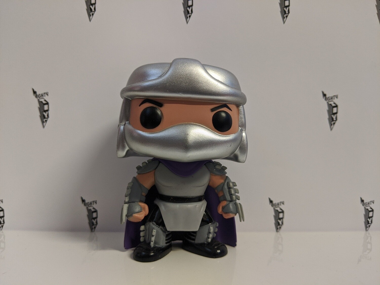Teenage Mutant Ninja Turtle- Shredder Pop! Vinyl out of box