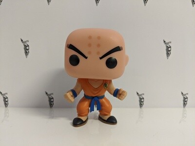 Dragonball- Krillin Pop! Vinyl out of box