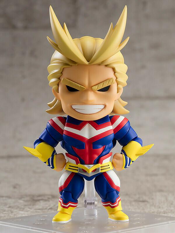 My Hero Academia All Might Nendoroid
