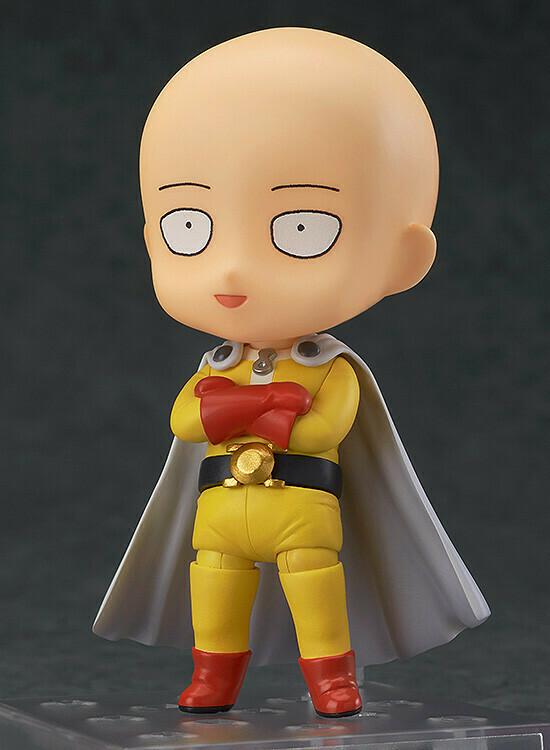 One Punch Man Saitama(Re-Run) Nendoroid