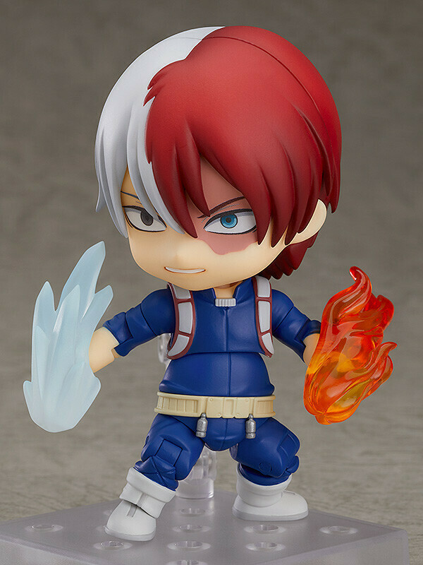 My Hero Academia Shoto Todoroki: Hero'S Edition Nendoroid