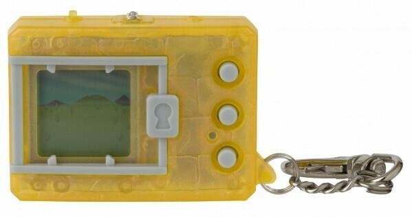DIGIMON - ORIGINAL DEVICE Digimon 20th Anniversary Translucent Yellow