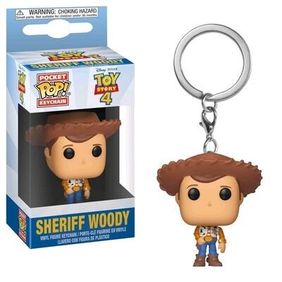 ORDER: Toy Story 4 - Woody Pocket Pop! Keychain