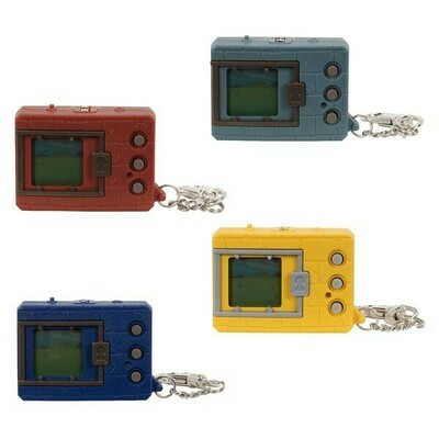 DIGIMON - ORIGINAL DEVICE- SOLID COLOURS (SET OF 4)