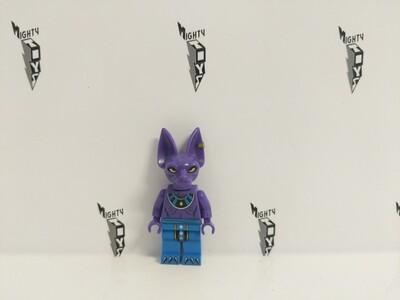 Lego Minifigure Dragonball- Beerus