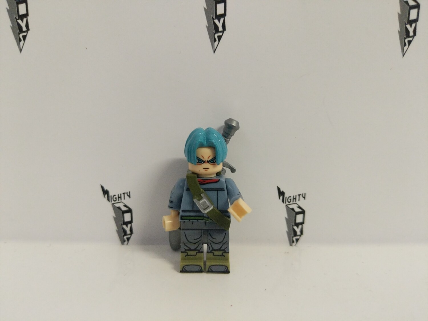 Lego Minifigure Dragonball- Trunks