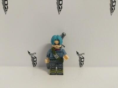 Lego Minifigure Dragonball- Trunks
