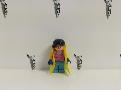 Lego Minifigure X-men - Jubilee