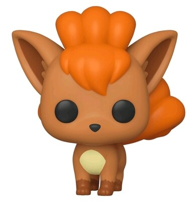 Pokemon - Vulpix Pop! Vinyl [RS]