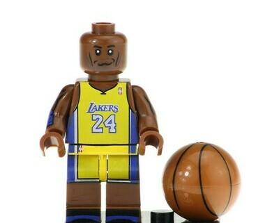 Lego Minifigure NBA Kobe Bryant