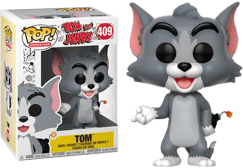 Tom and Jerry - Tom with Explosives Pop! Vinyl Figure