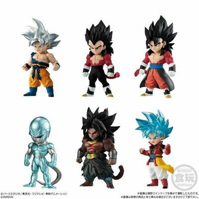 Super Dragon Ball Heroes Adverge 2