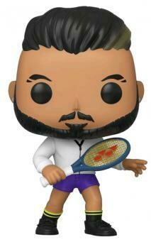 Tennis - Nick Kyrgios Pop! Vinyl