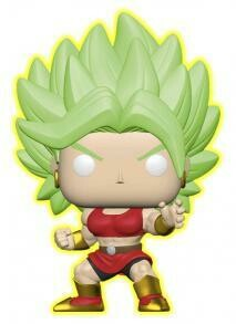 Dragon Ball Super - Super Saiyan Kale Glow US Exclusive Pop! Vinyl [RS]