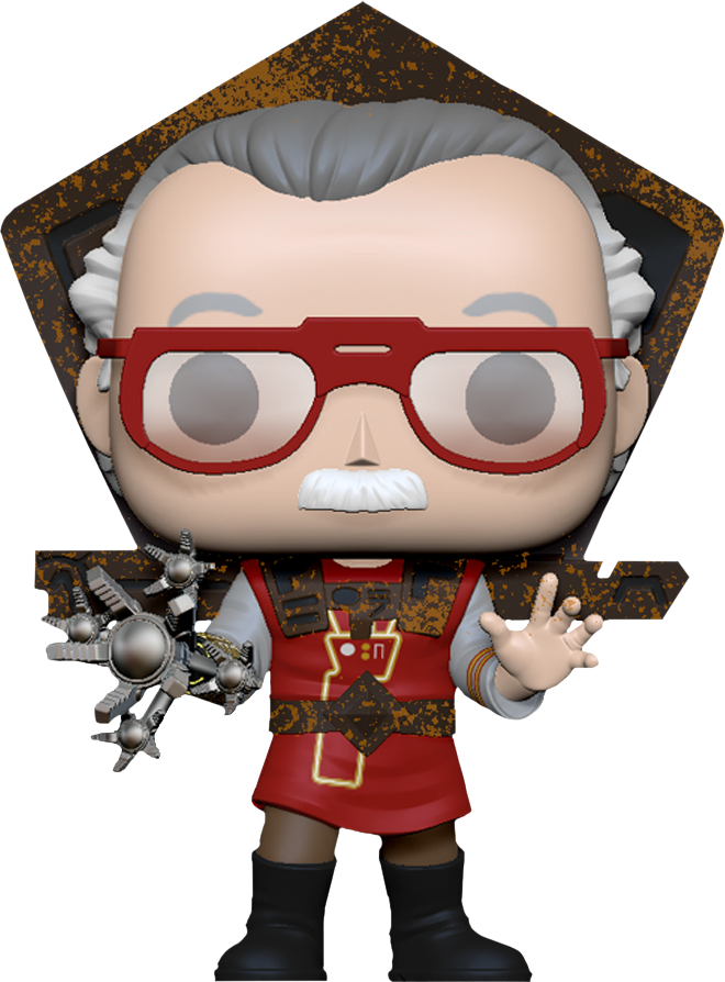 Thor 3: Ragnarok - Stan Lee Cameo Pop! Vinyl Figure