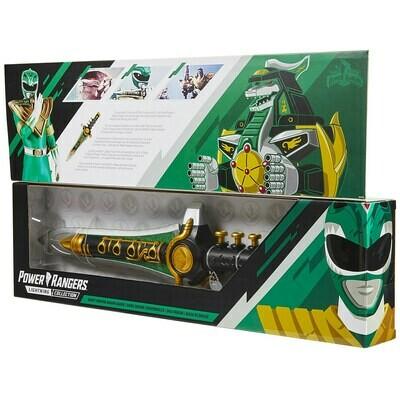 Hasbro Power Rangers Lightning Collection Mighty Morphin Green Dragon Dagger