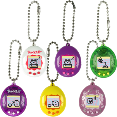 PRE-ORDER: Tamagotchi - Mini 20th Anniversary Edition Series 2 (set of 6)