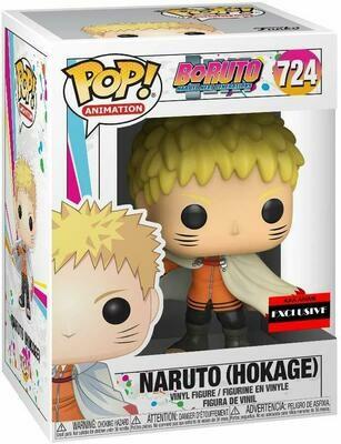 Funko Boruto Naruto (Hokage) Pop Vinyl (AAA Anime Exclusive)