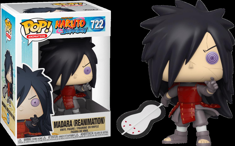 Naruto - Madara (Reanimation) Pop! Vinyl Figure