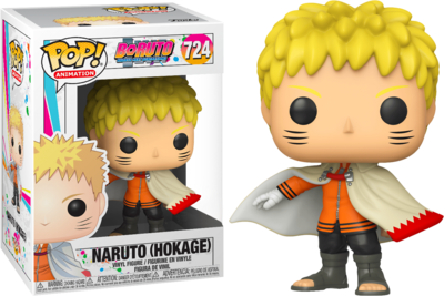 Boruto - Naruto Hokage US Exclusive Pop! Vinyl [RS]