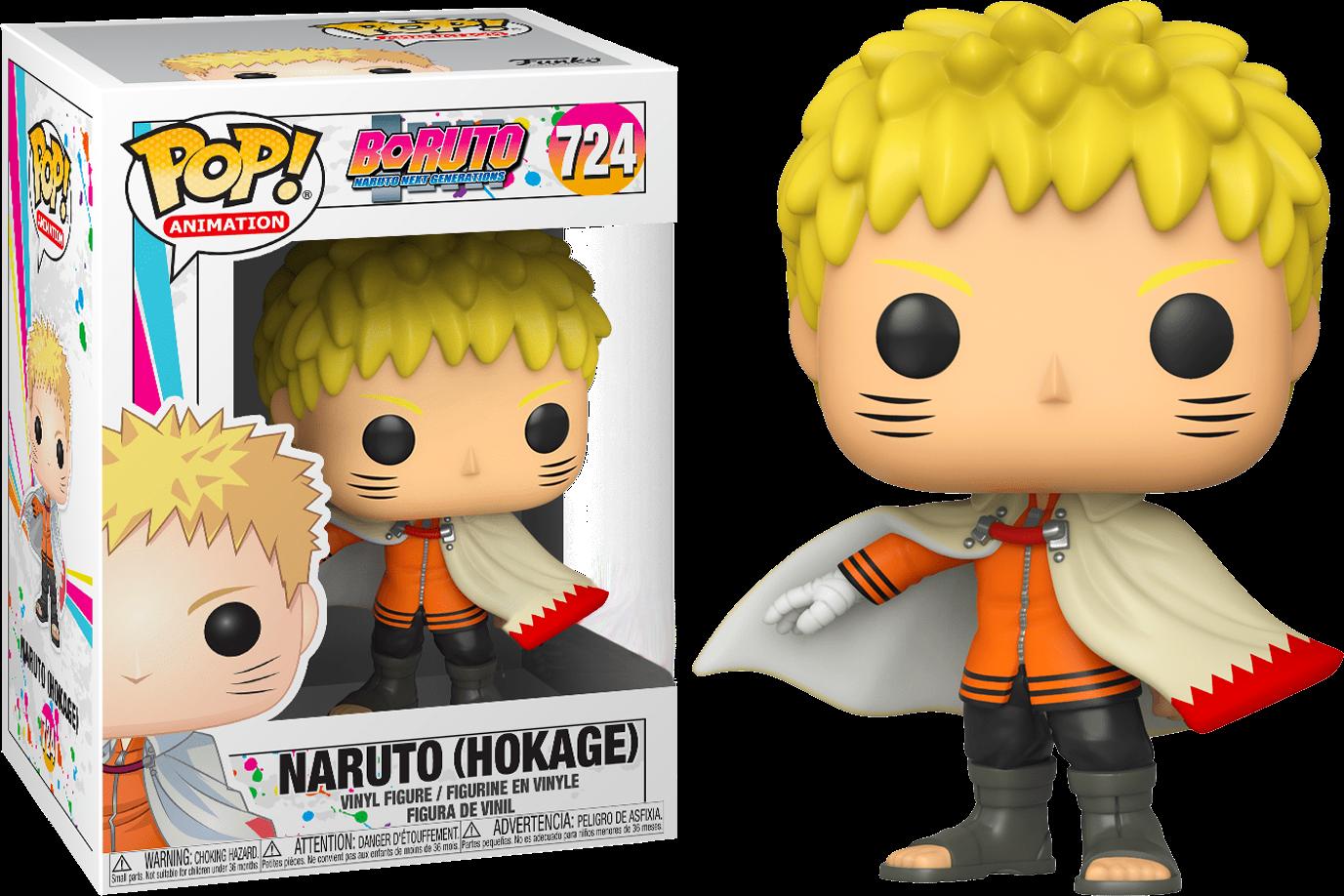 Boruto - Naruto Hokage US Exclusive Pop! Vinyl [RS]