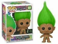 Trolls- Green Troll Pop! Vinyl ECCC 2020
