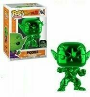 Dragonball- Piccolo Chrome Green Pop! Vinyl ECCC 2020