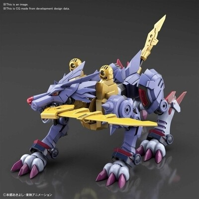 DIGIMON - FIGURE-RISE STANDARD - METAL GARURUMON (AMPLIFIED)