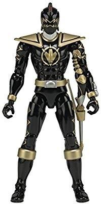 Power Rangers Legacy Dino Thunder Action Figure, Black